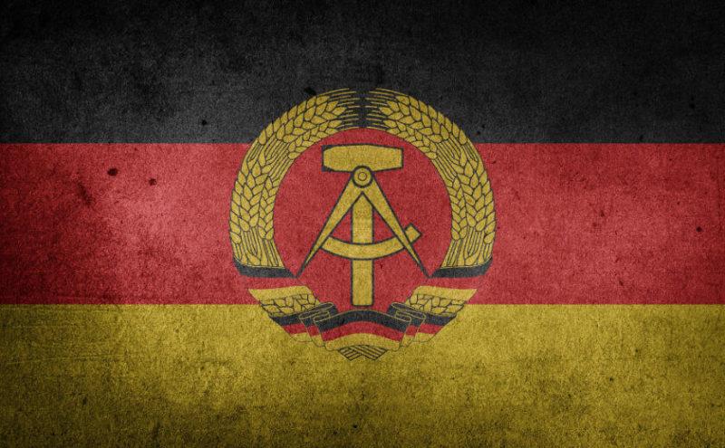 DDR Flagge