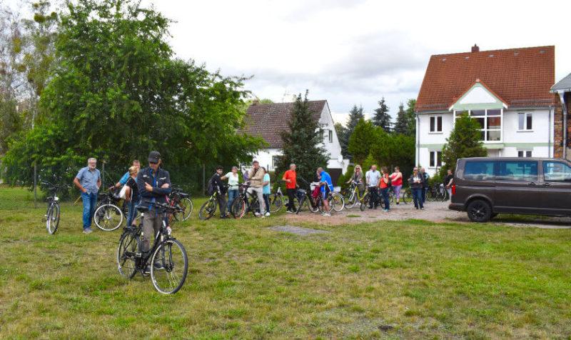 Fahrradcodierung in Pasewalk