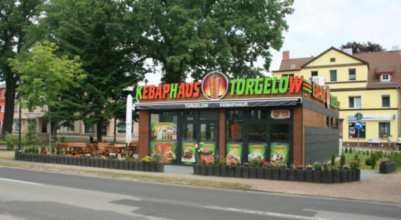 Kebabhaus in Torgelow