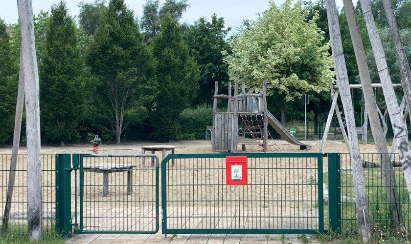 Pasewalk Spielplatz