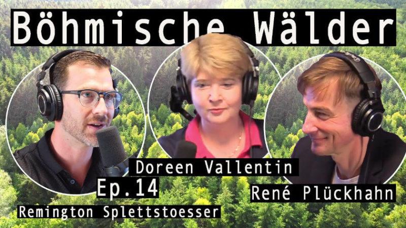 Böhmische Wälder w/ Doreen Vallentin und René Plückhahn