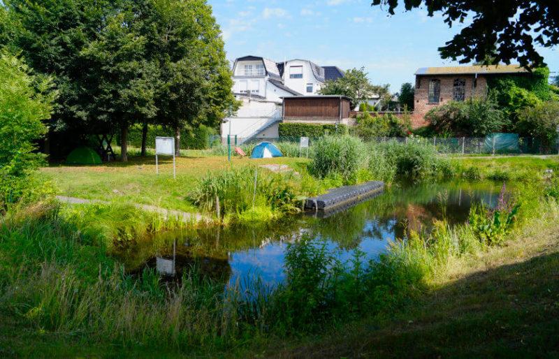 Wasserwanderrastplatz Torgelow