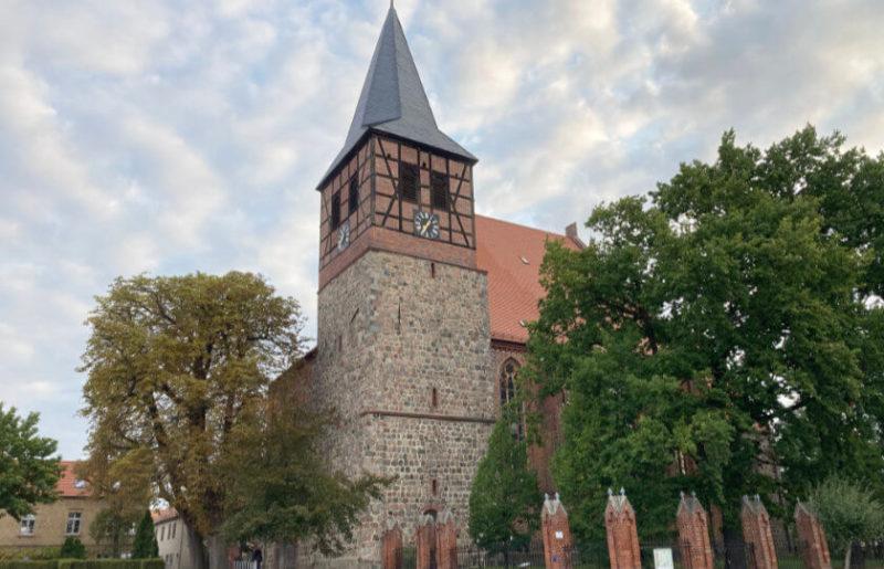 Kirche in Strasburg