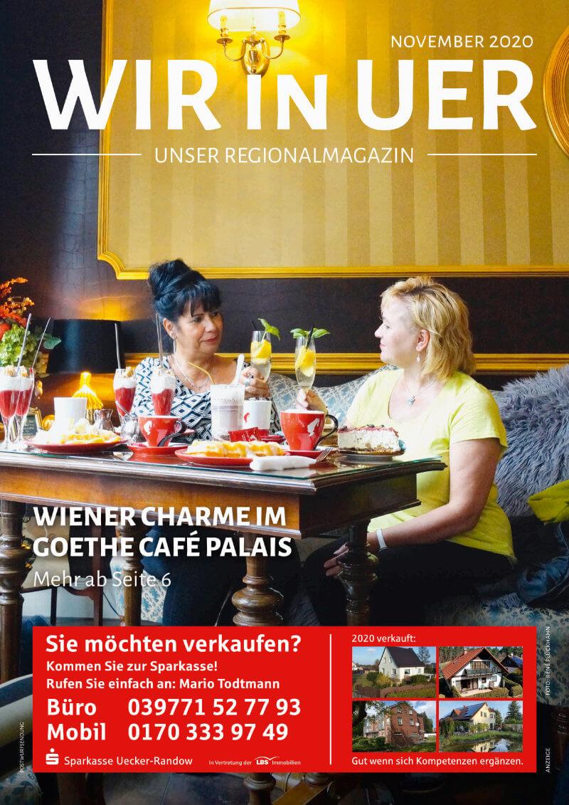 WIR in UER - November 2020
