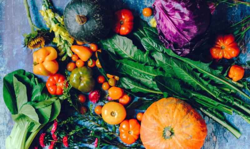 Bauernmarkt in Züsedom