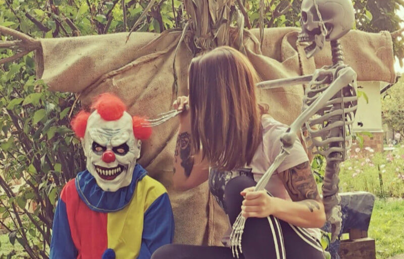 Jatznicker Halloween Haus