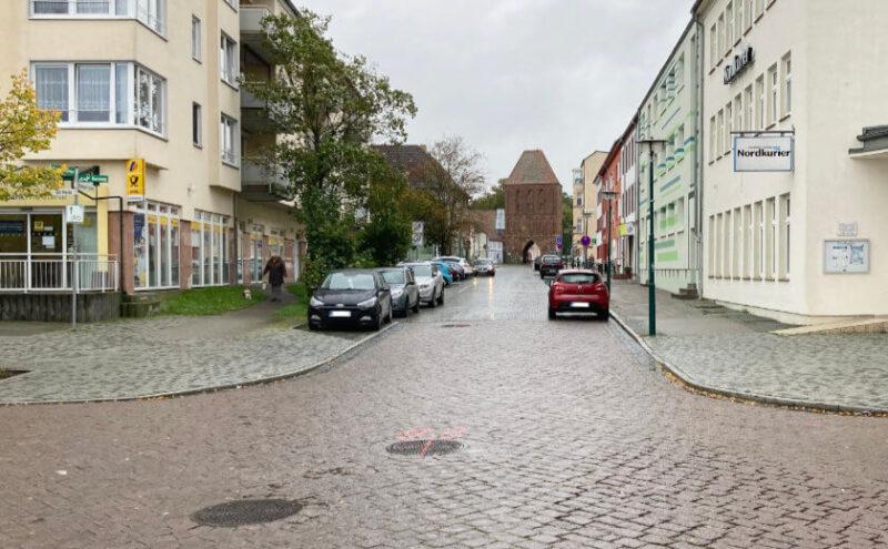 Prenzlauer Straße