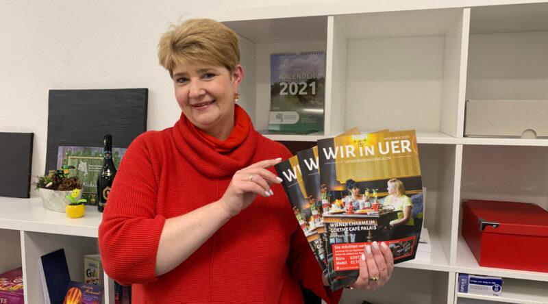 WIR in UER November-Ausgabe