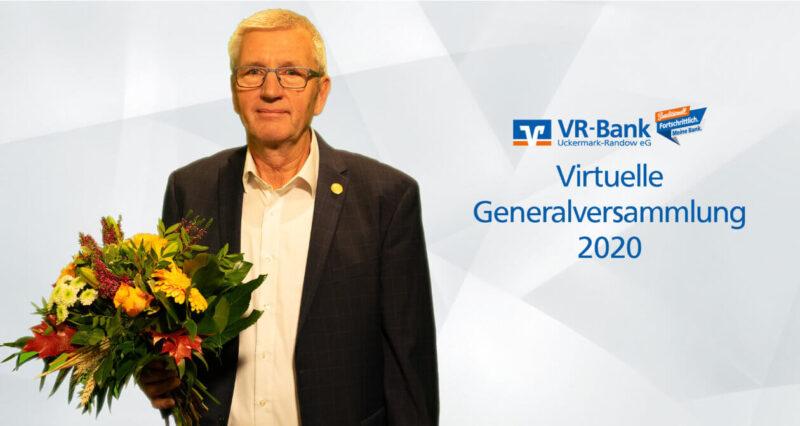 Dr. Zimmermann erhielt die Ehrennadel in Gold für seine über 20-jährige Arbeit im Aufsichtsrat
