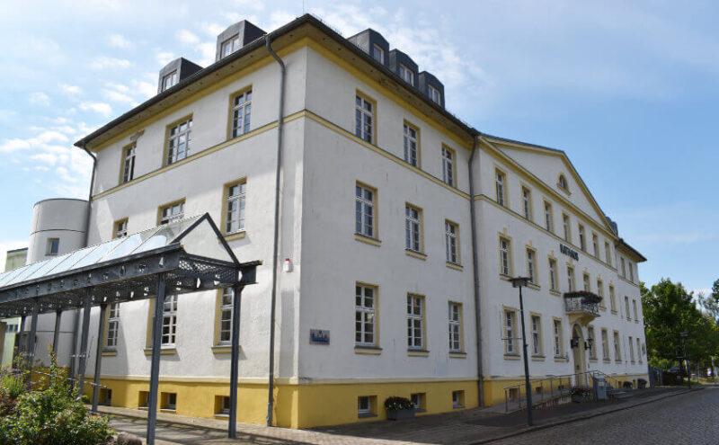Rathaus in Pasewalk