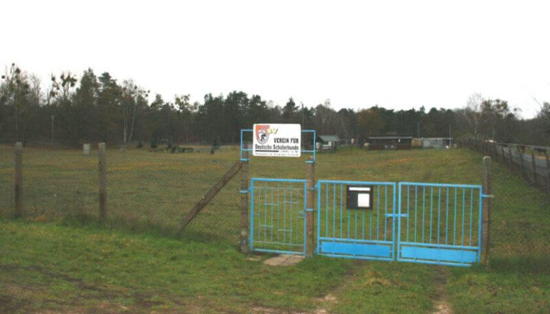 Die Pasewalker Ortsgruppe des Vereins für Deutsche Schäferhunde
