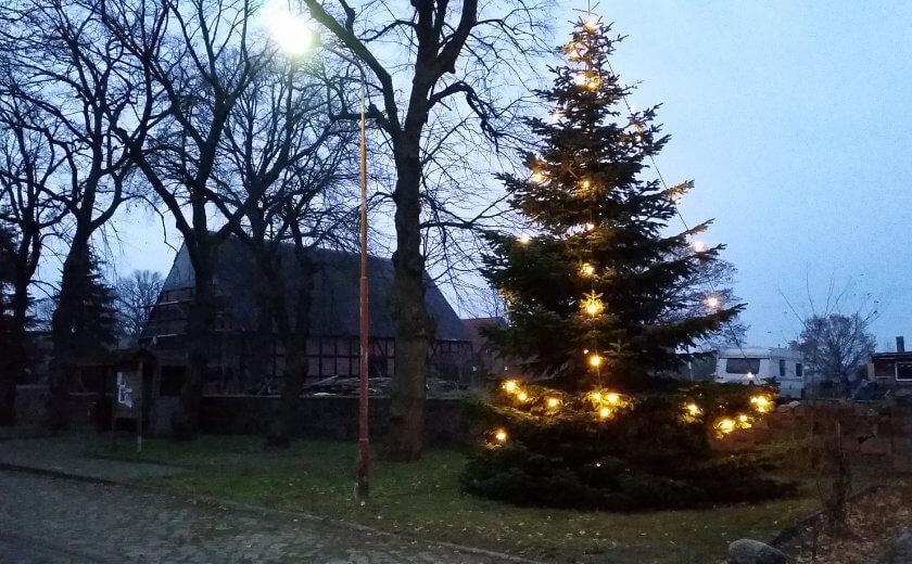 Weihnachten in Blumenthal
