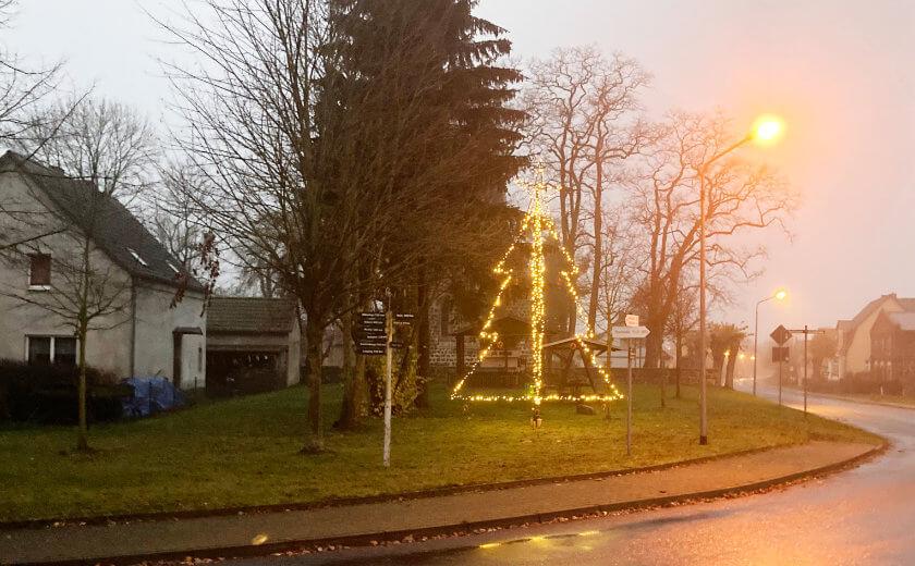Weihnachten in Fahrenwalde