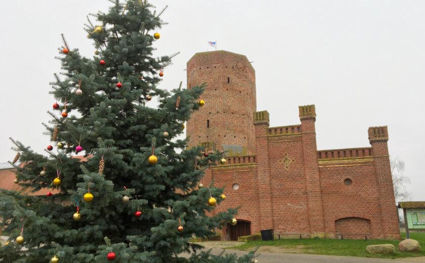 Weihnachten in Löcknitz