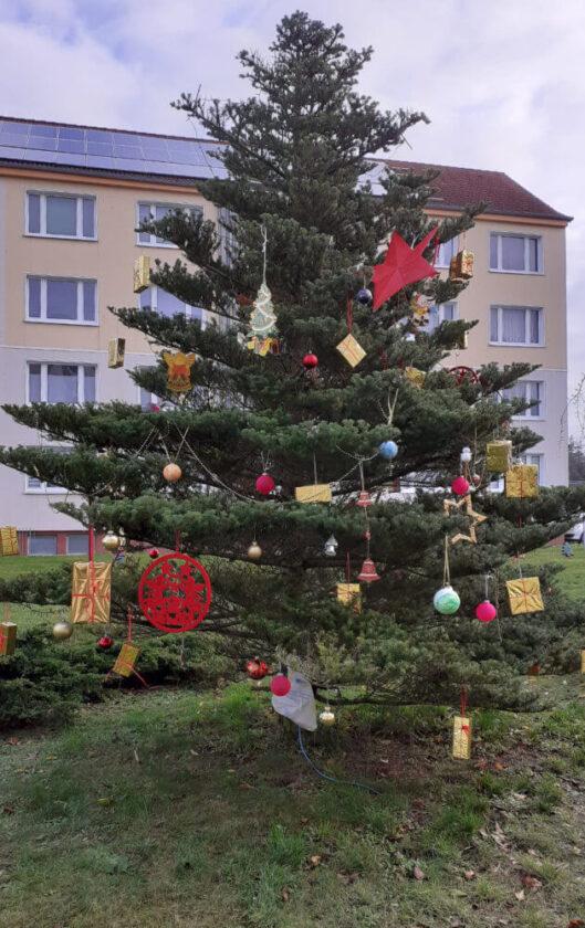 Weihnachten in Strasburg