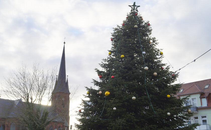 Weihnachten in Torgelow