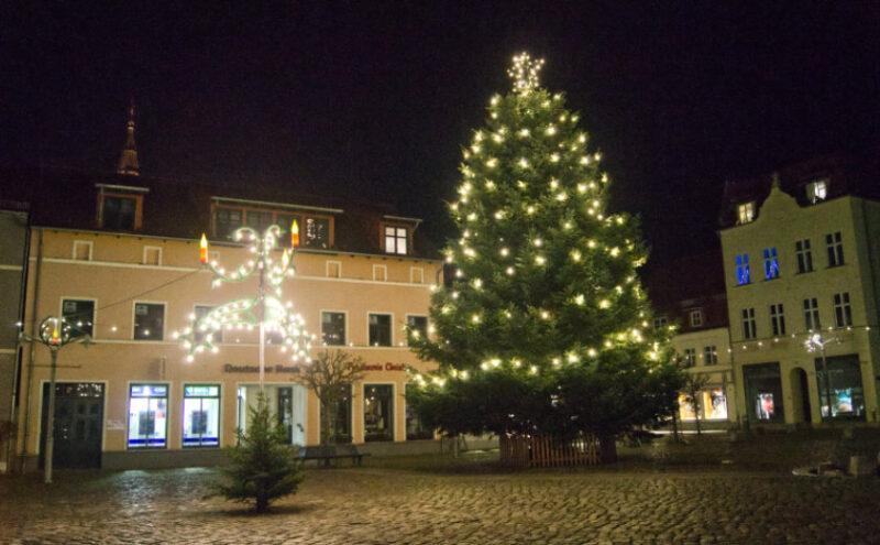 Weihnachten in Ueckermünde