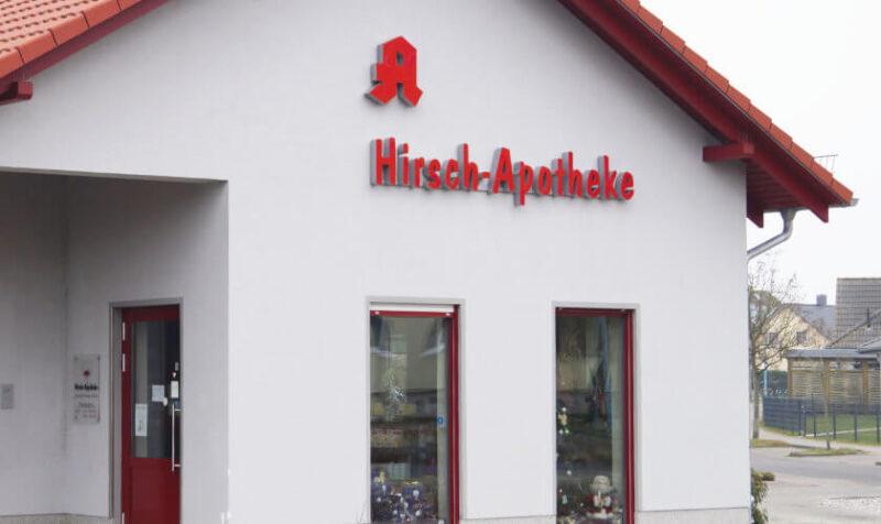 Hirsch Apotheke in Ueckermünde