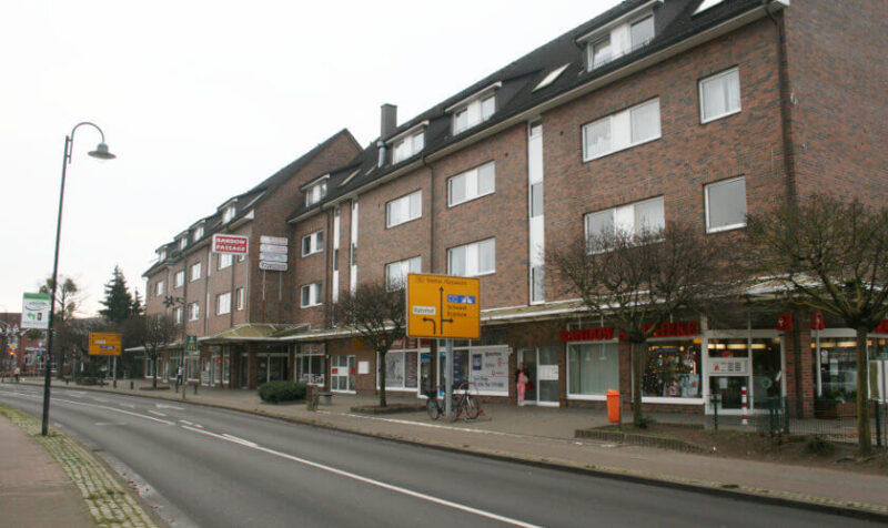 Randow-Passage in Löcknitz