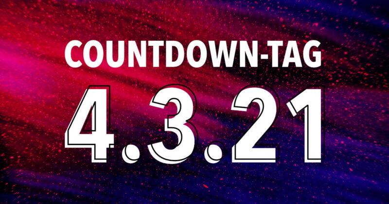 Countdown-Tag