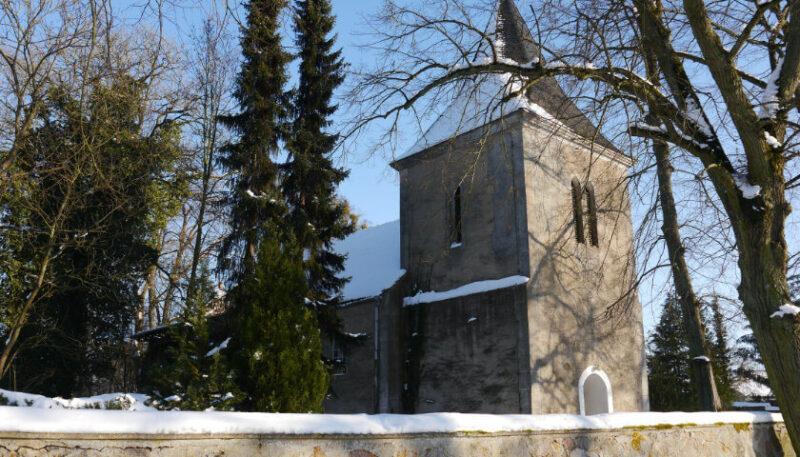 Kirche in Groß Spiegelberg