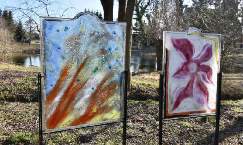 Glasgestaltung Kothe in Rattey