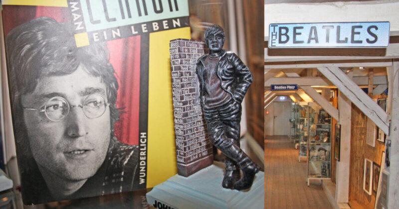 Haffmuseum - Ausstellung The Beatles