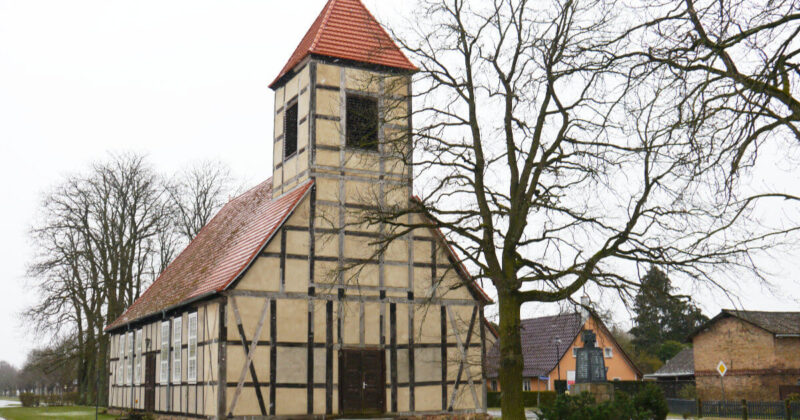 Kirche Leopoldshagen