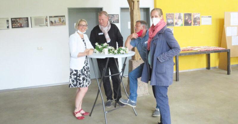 Fachtag Kultur erfolgreich in Bröllin durchgeführt