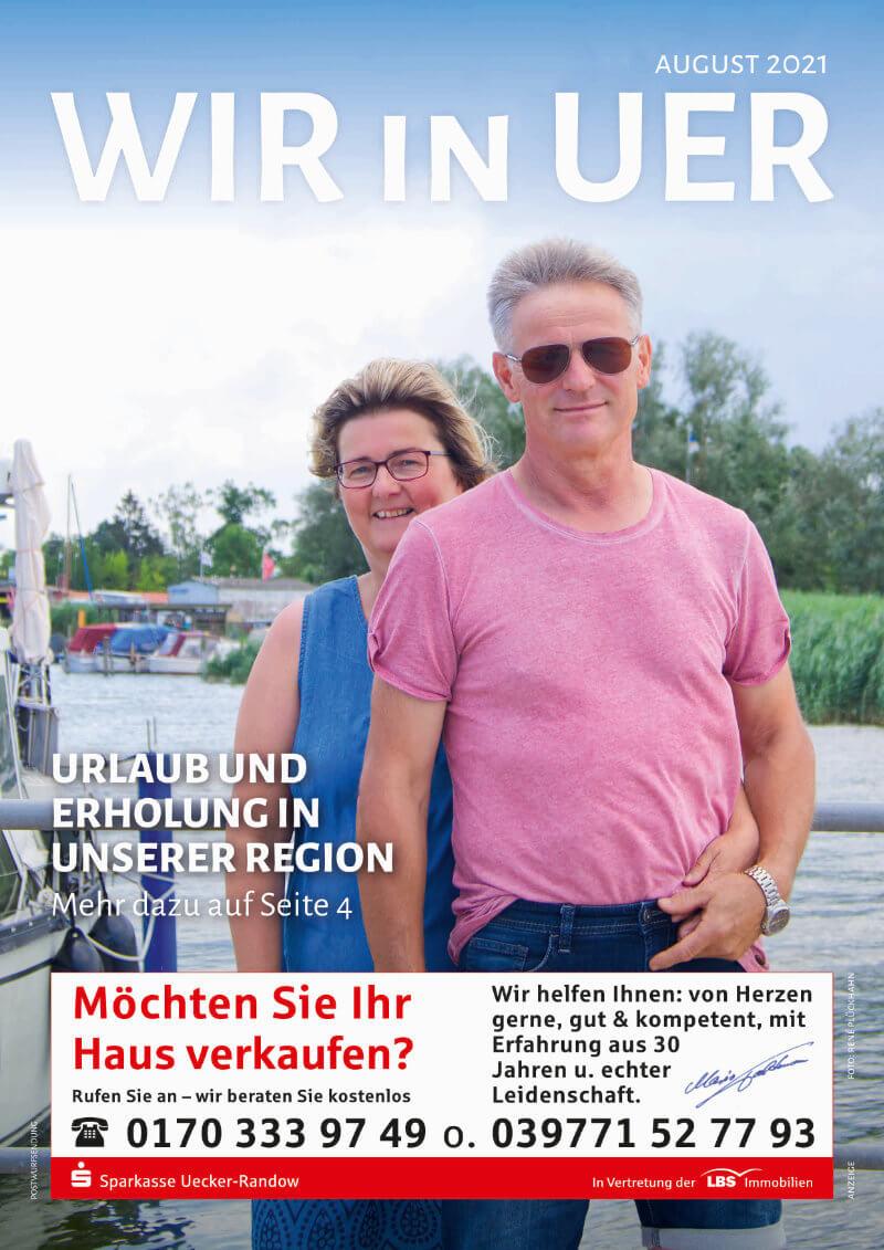 WIR in UER - August 2021