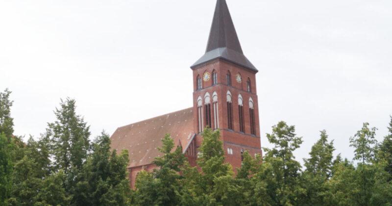 St. Marien Kirche Pasewalk