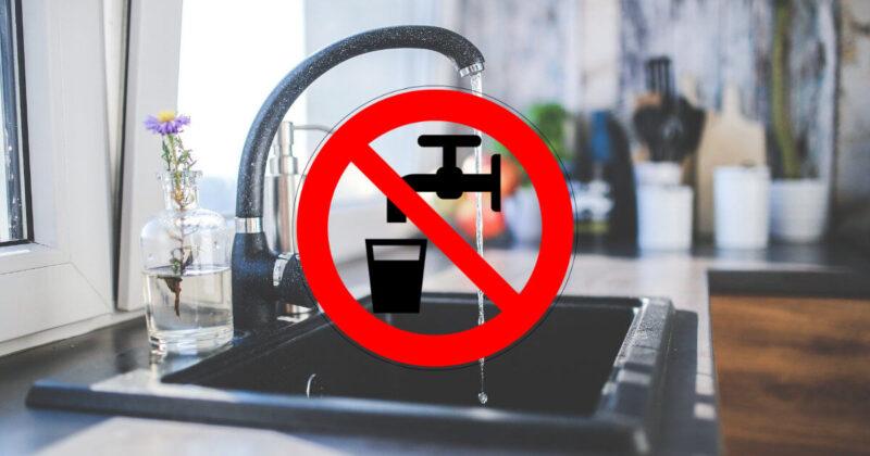 Trinkwasser Verunreinigung