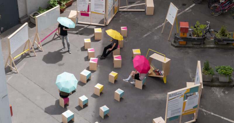 Interaktive Wanderausstellung Re:Present | Foto: J. Konrad Schmidt