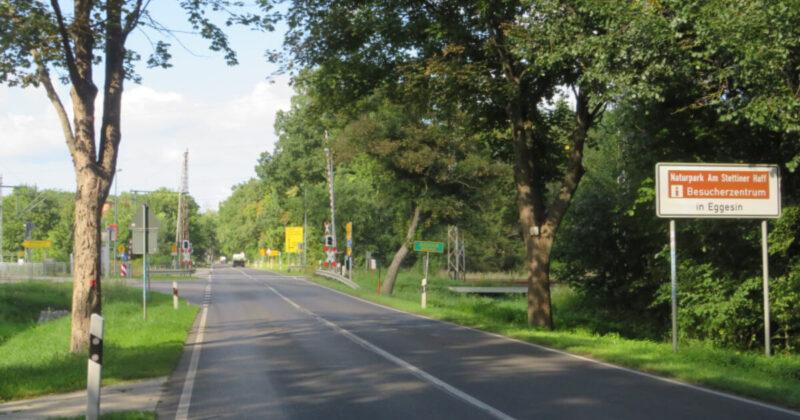 Bahnübergang Jatznick