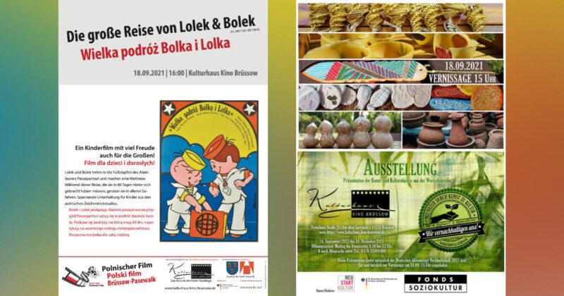 Die große Reise von Lolek & Bolek