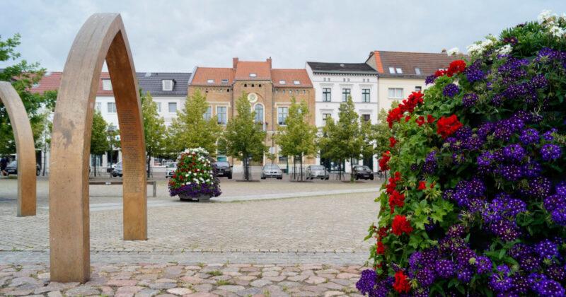Marktplatz Pasewalk